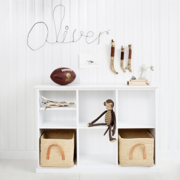Oliver Furniture Seaside low cabinet 3x2