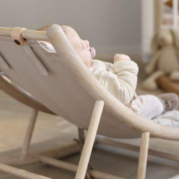 Wood Baby/toddler rocker