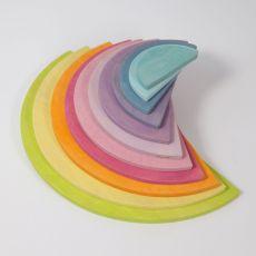 Grimm's Pastell Semi Circles