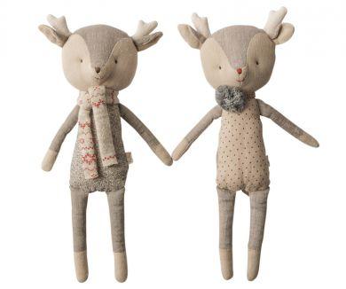 Winter Friends, Reindeer girl