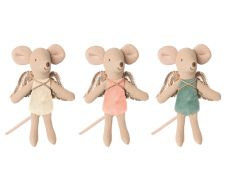 Fairy mouse, little 3 assorted