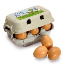 Kananmunakenno, ruskeat