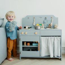 Play Kitchen, Grey