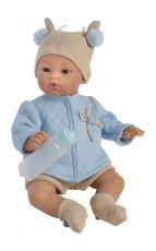 Koke Scandinavian - baby blue 36 cm