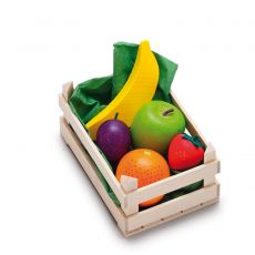 Assorted fruits, small