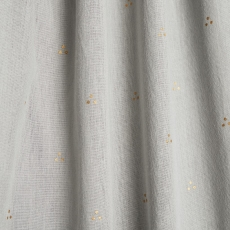 Bed canopy Dots Grey