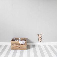 Wall sticker - Cassie the Pig