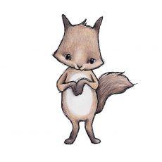 Seinätarra, Polly the Squirrel