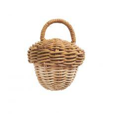 Acorn rattle