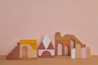 Apartment building blocks