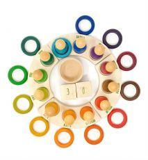 12 rings Waldorf