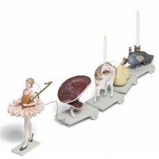 Birthday train Ballerina