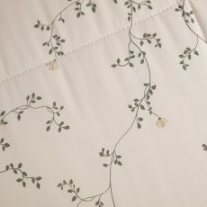Bed cover double, Botany