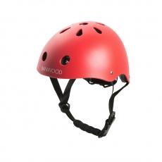 Classic Helmet - Matte Red