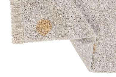 Hippy Dots Natural - Honey 120 x 160 cm