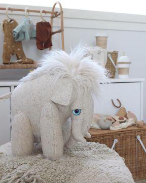 Small Albino Mammoth