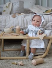 Wooden Baby Feeding set