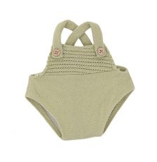 Dinkum Dolls Single Romper - Sage green