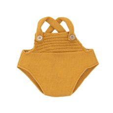 Dinkum Dolls Single Romper - Mustard