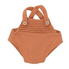 Dinkum Dolls Single Romper - Rust