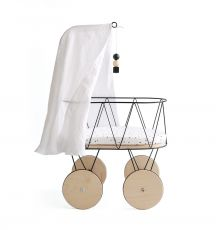 Dolly Cot Canopy