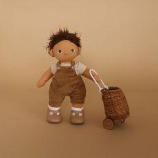 Dinkum Doll Esa Overalls set