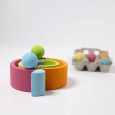 Grimm's Wooden Pastell Balls