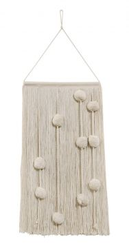 Wall hanging, Cotton field