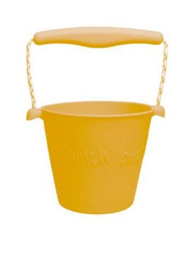 Scrunch sanko Mustard