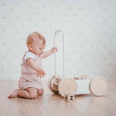 Baby walker - White