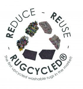 RugCycled ABC 120 x 160 cm