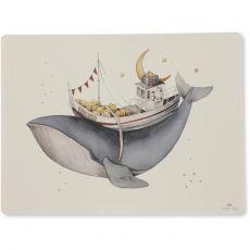 Ruokailualusta Whale