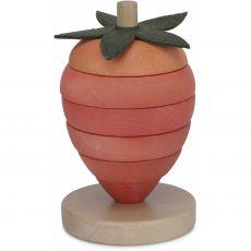 Pinottava hedelmälelu, Mansikka