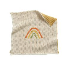 Dinkum Doll Rainbow blanket