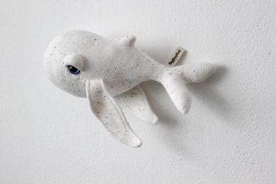 Mini Albino Whale