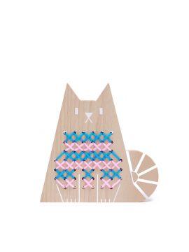Cross Stitch Friends - Cat