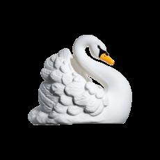 Bath Swan white