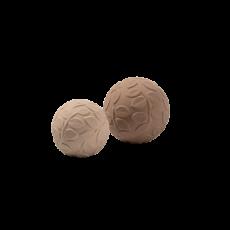 Leaf sensory ball set - Brown