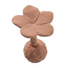 Plumeria Flower Rattle