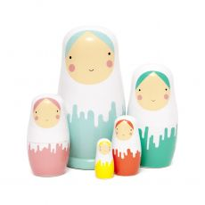 Nesting dolls Dripped Dolls
