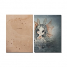 Notebooks 2-pack Miss Bianca
