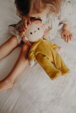 Dinkum Doll Pyjama - Honey