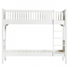 Oliver Furniture Seaside-collection Bunk bed with slant ladder