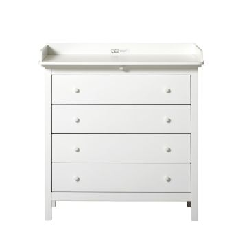 Seaside nursery dresser with 4 drawers