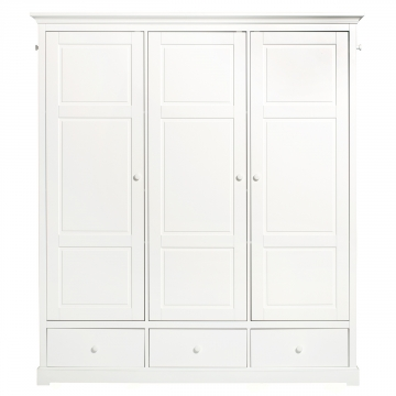 Oliver Furniture Seaside- warderobe with 3 doors