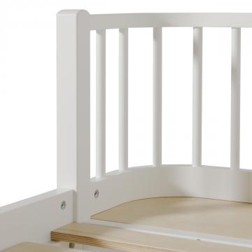 Oliver Furnituren Junior sänky, valkoinen