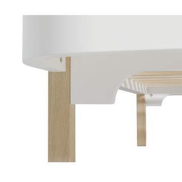 Wood sohvasänky