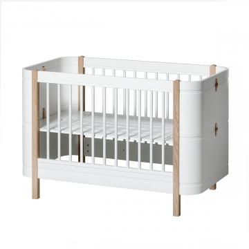 Wood mini+(Pinnasänky/sänky 0-9 vuotiaille)