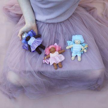 Holdie Folk Fairy - Bluebell