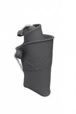 Scrunch bucket Antrasite grey